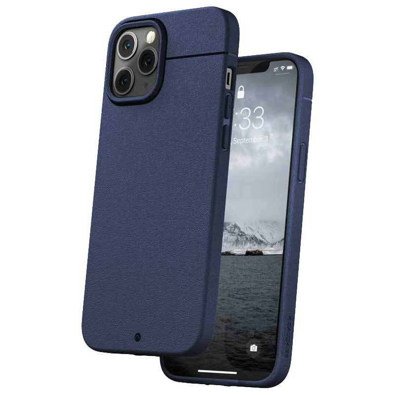 Caudabe Sheath Slim Protective Case For iPhone iPhone 12 Pro Max - NAVY