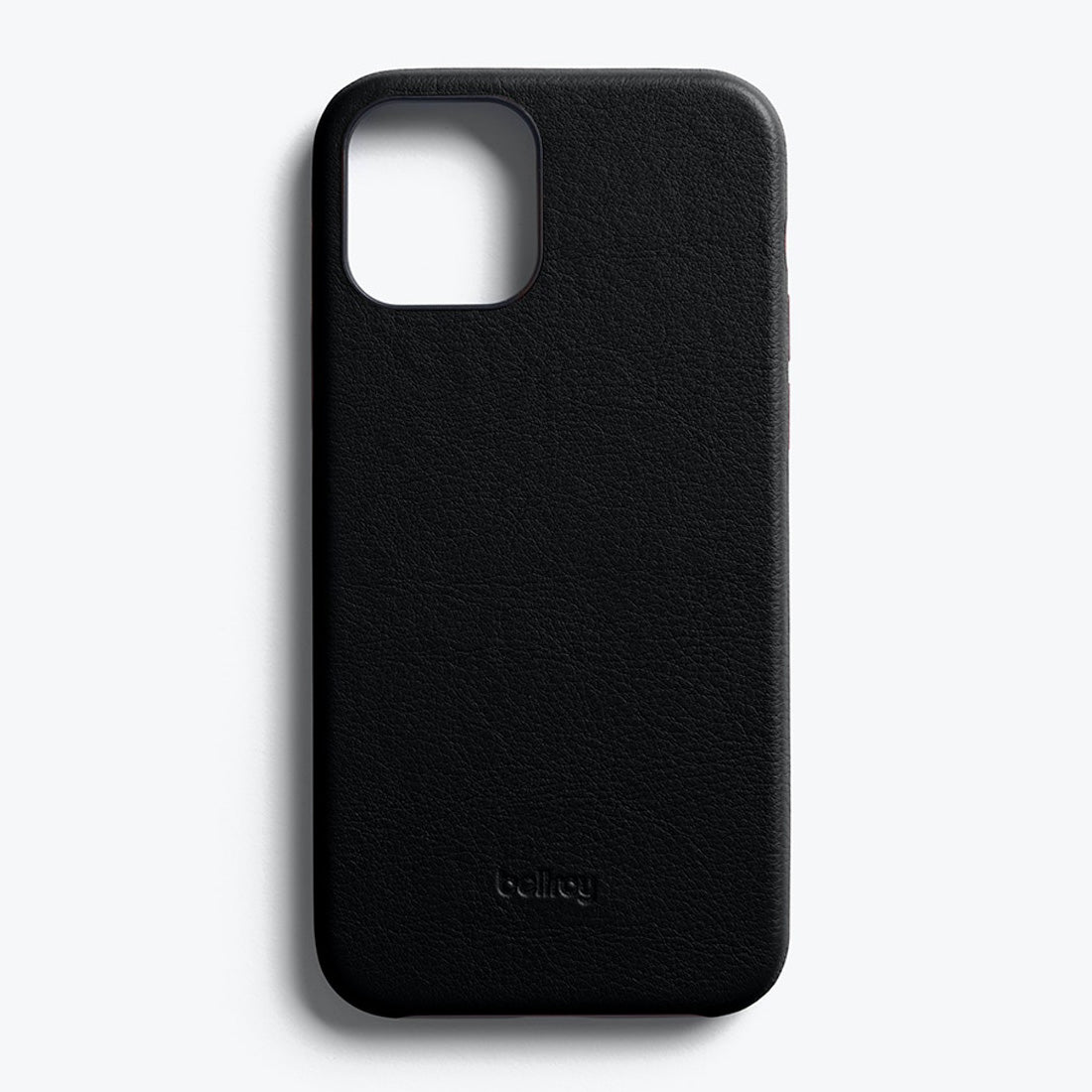 Bellroy Slim Genuine Leather Case For iPhone iPhone 12 Pro Max - BLACK