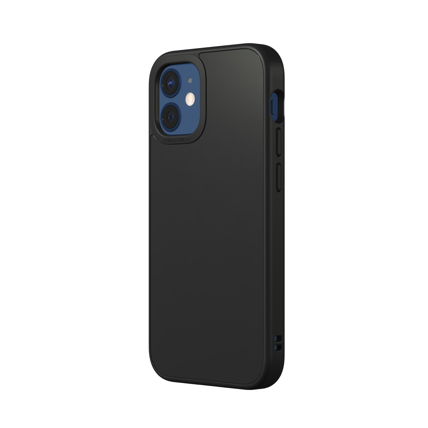 RhinoShield SolidSuit Rugged Case For iPhone 12 mini - Classic Black