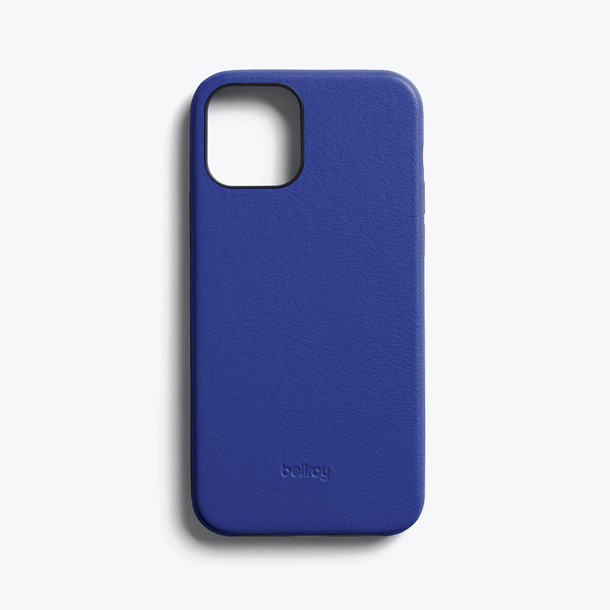 Bellroy Slim Genuine Leather Case For iPhone iPhone 12 mini - COBALT