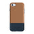 Jack Spade Color-Block Case For iPhone 8/7 - Tan/Navy