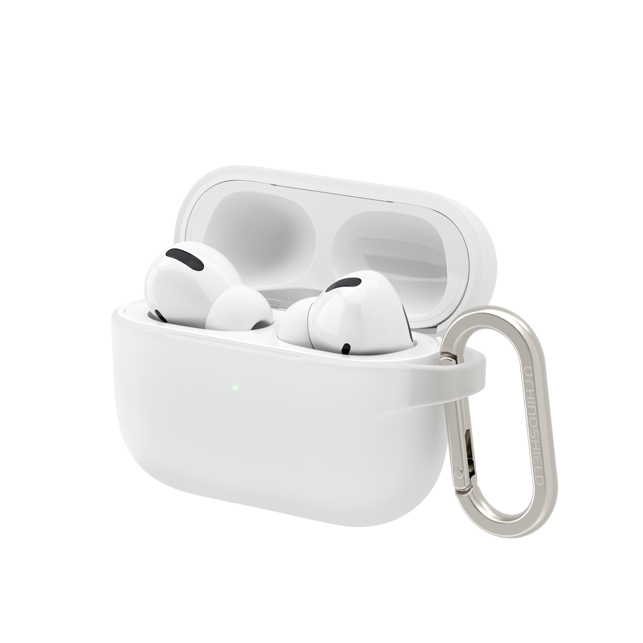 RhinoShield Impact Resistant Case For AirPods Pro - Alpine White