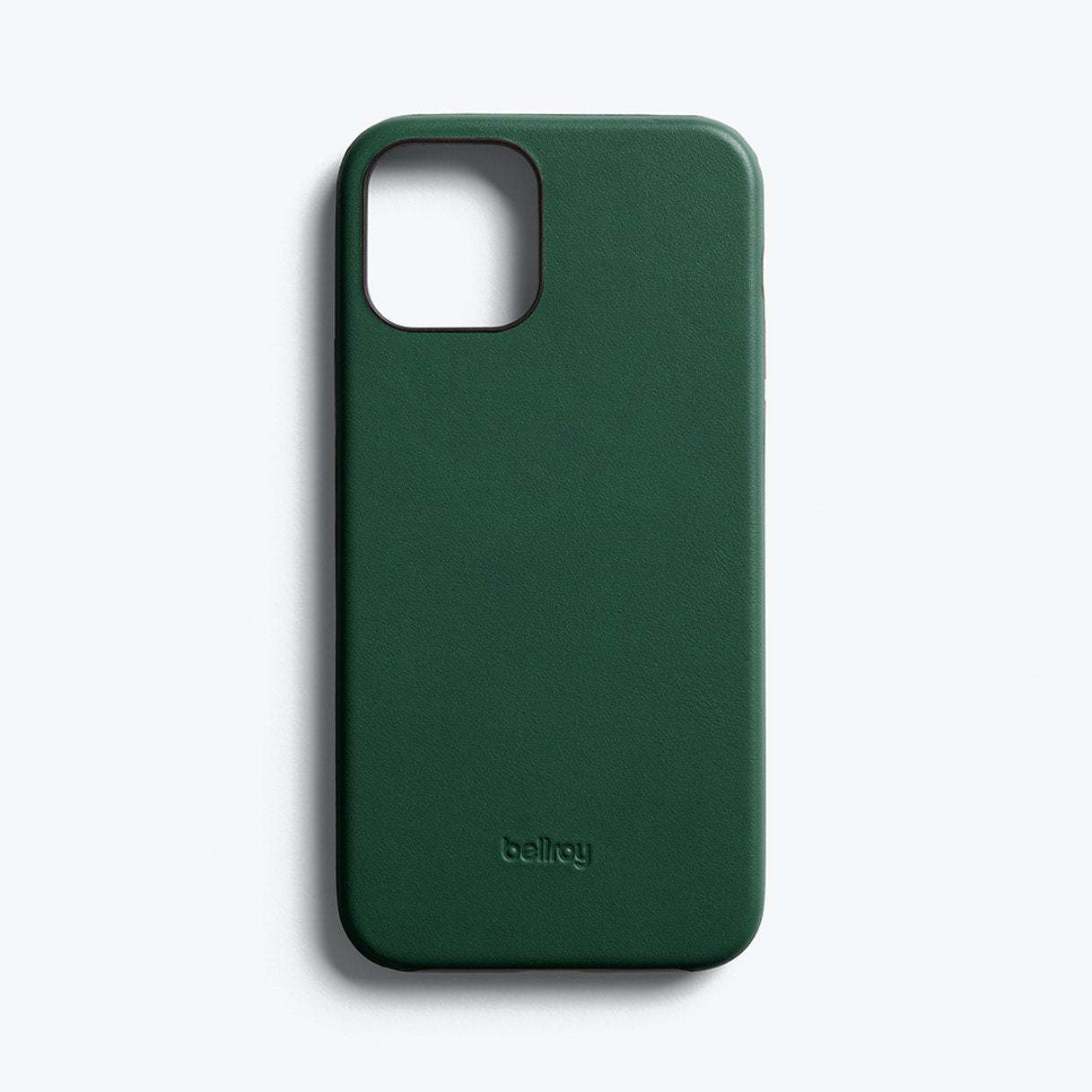 Bellroy Slim Genuine Leather Case For iPhone iPhone 12 / 12 Pro - RACING GREEN