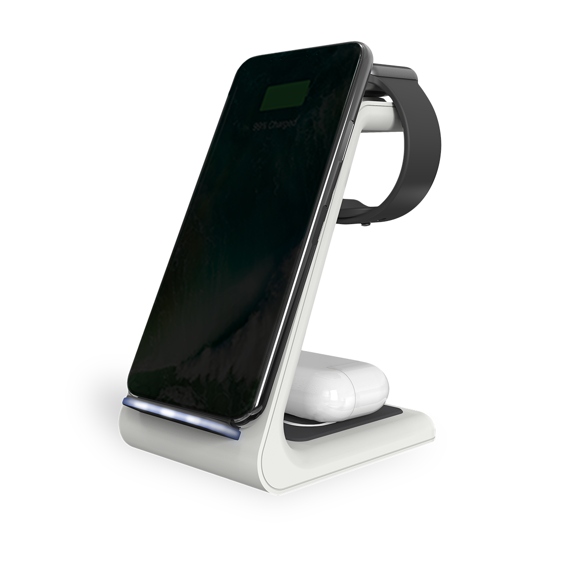 STM ChargeTree Wireless Charging Stand For iPhone / AirPods / Apple Watch