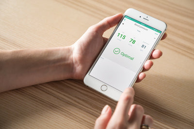 Withings | Nokia Wireless Blood Pressure Monitor Bluetooth App-Enabled