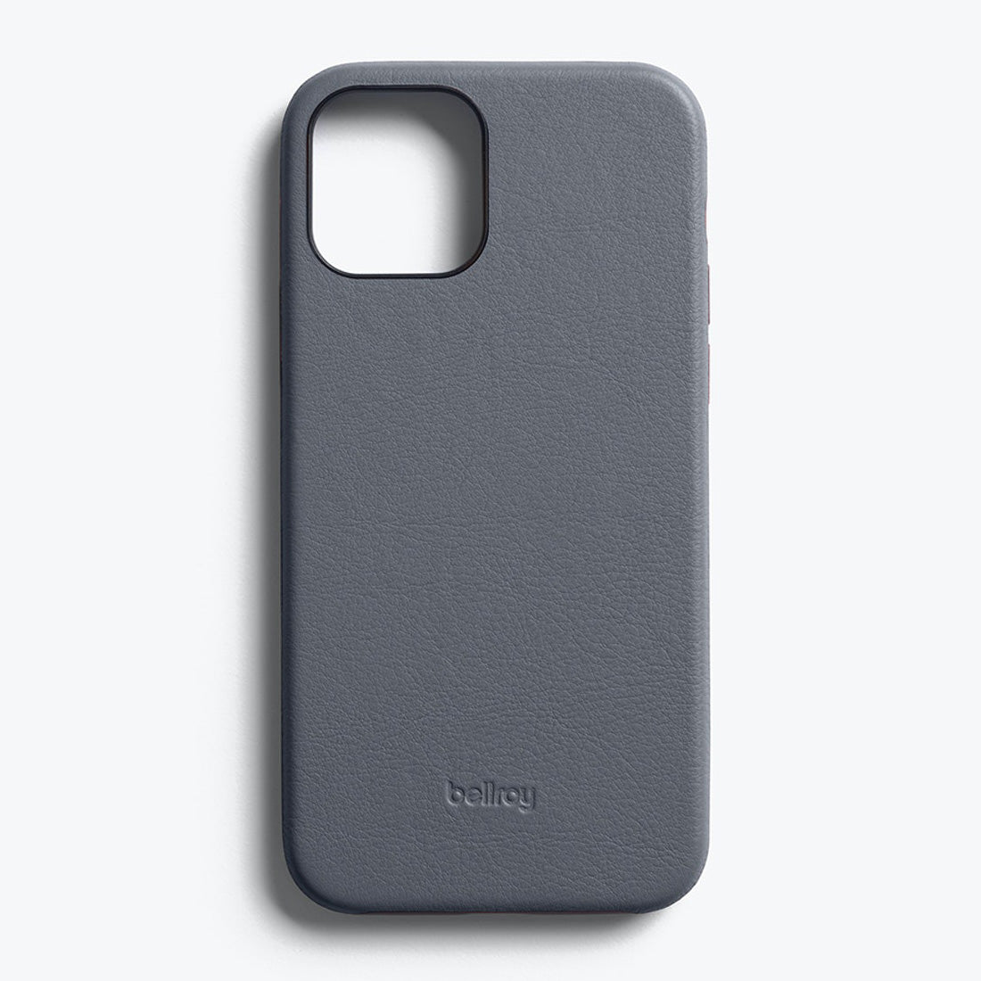 Bellroy Slim Genuine Leather Case For iPhone iPhone 12 Pro Max - GRAPHITE