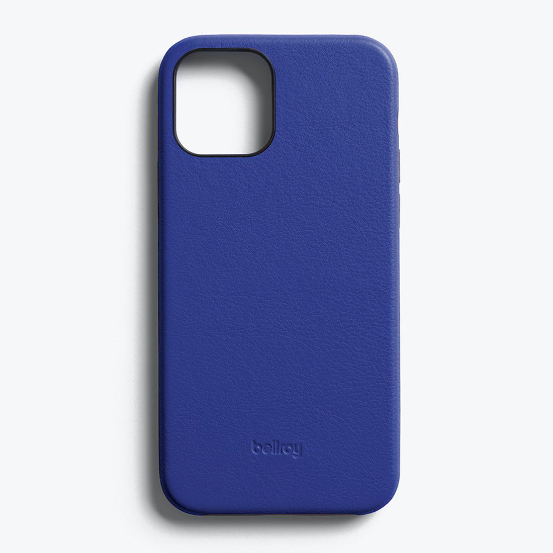 Bellroy Slim Genuine Leather Case For iPhone iPhone 12 Pro Max - COBALT