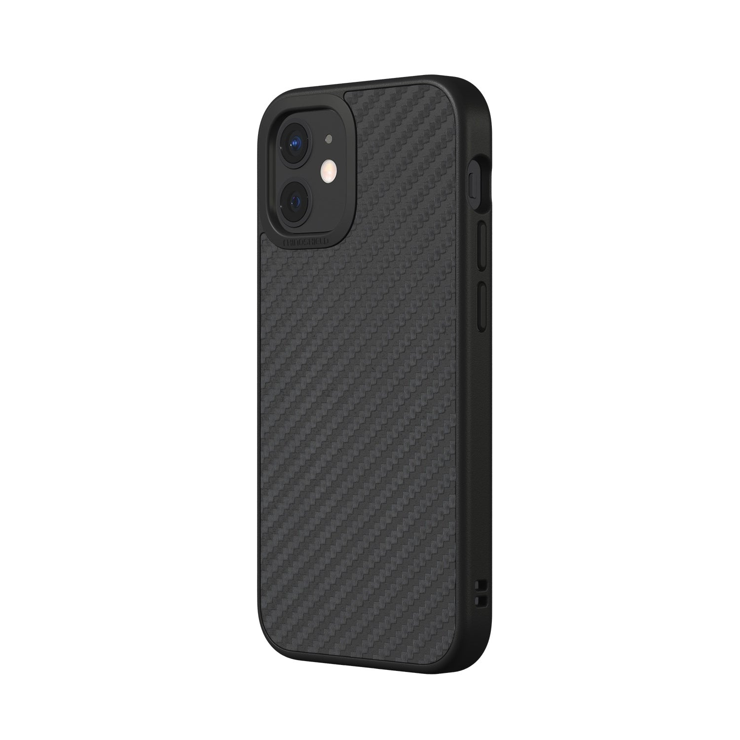 RhinoShield SolidSuit Rugged Case For iPhone 12 mini - Carbon Fiber