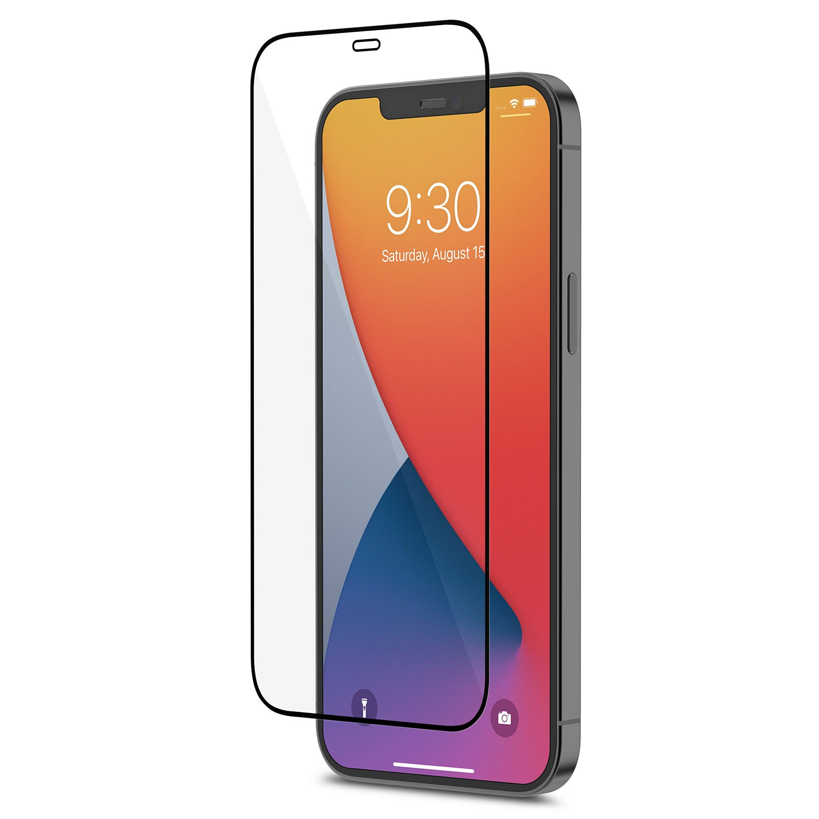 Moshi AirFoil Pro Glass Screen Protector For iPhone 12 Pro Max