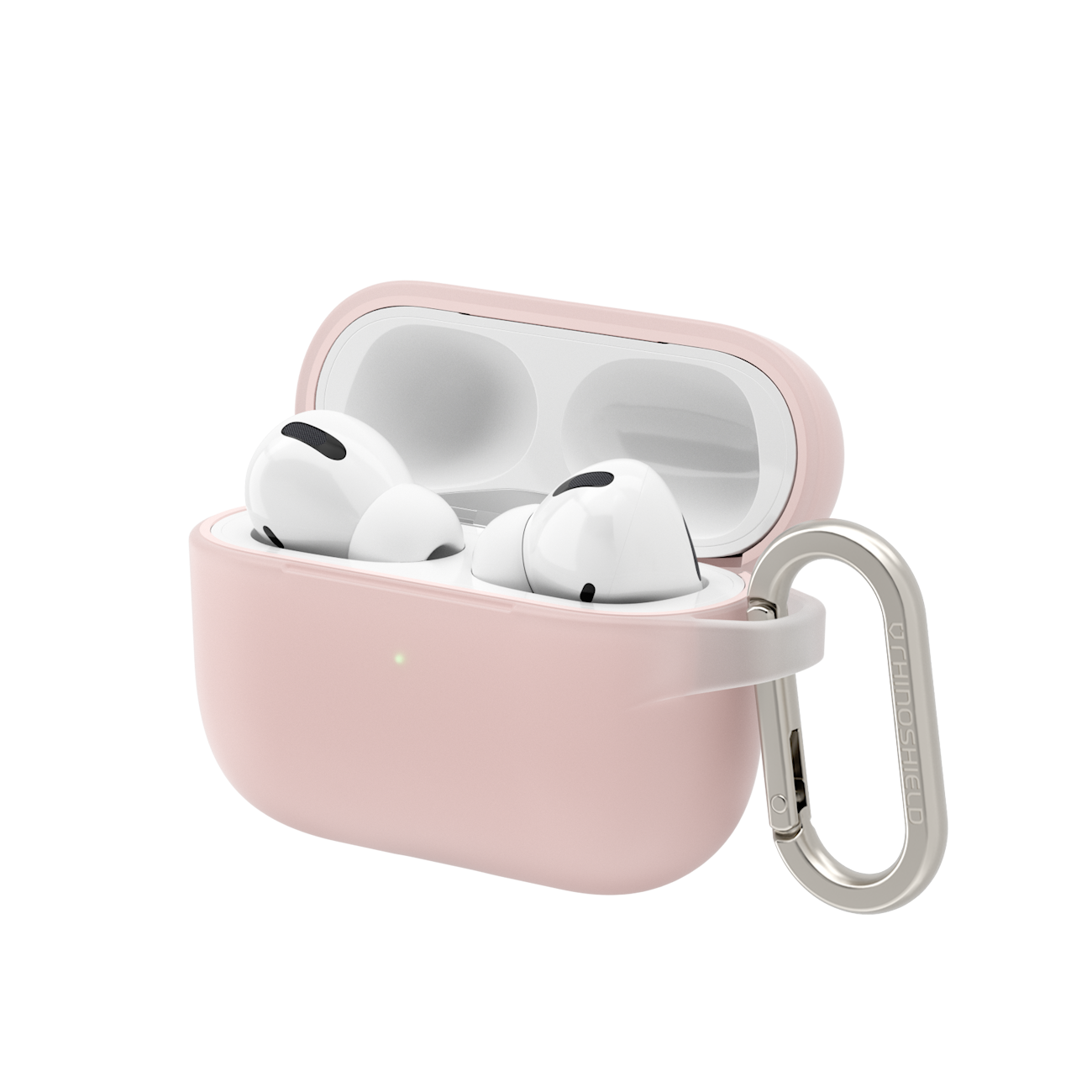 RhinoShield Impact Resistant Case For AirPods Pro - Shell Pink