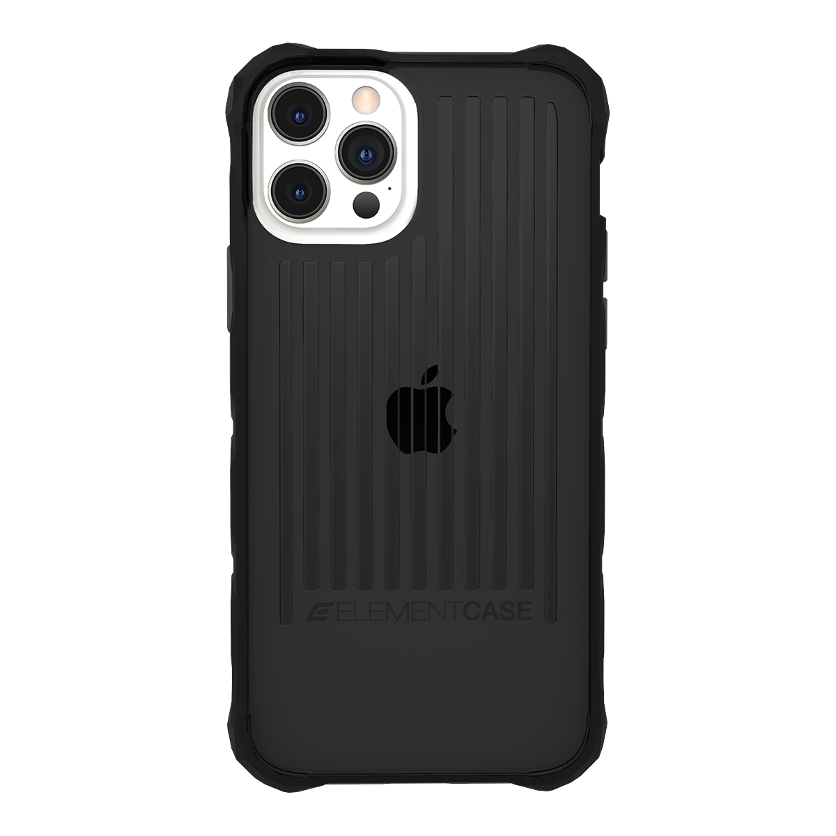 Element Case Special Ops Rugged Case For iPhone 12 / 12 Pro - Smoke/Black