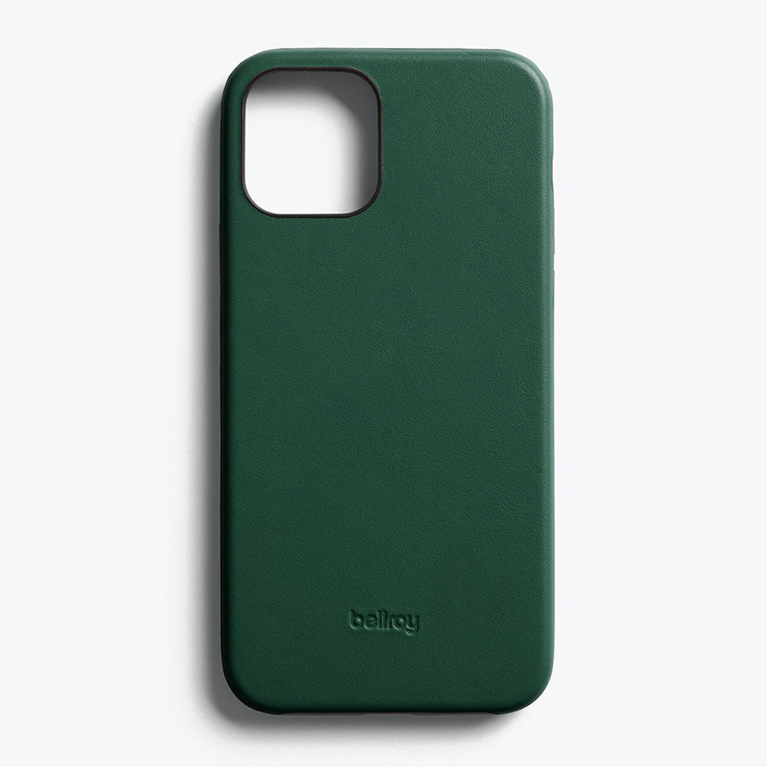 Bellroy Slim Genuine Leather Case For iPhone iPhone 12 Pro Max - RACING GREEN