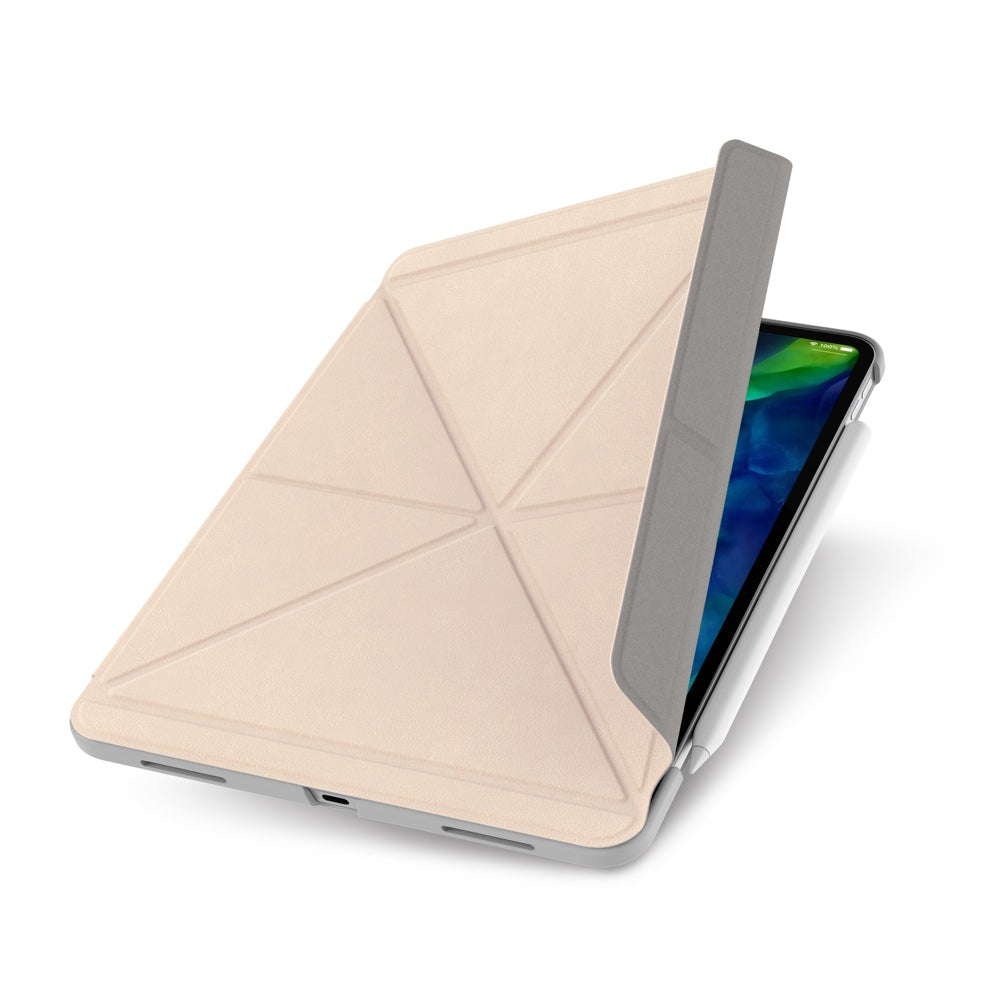 "Moshi VersaCover Multi-Angle Case For iPad Pro 11""  (Gen 2/1) - Beige"