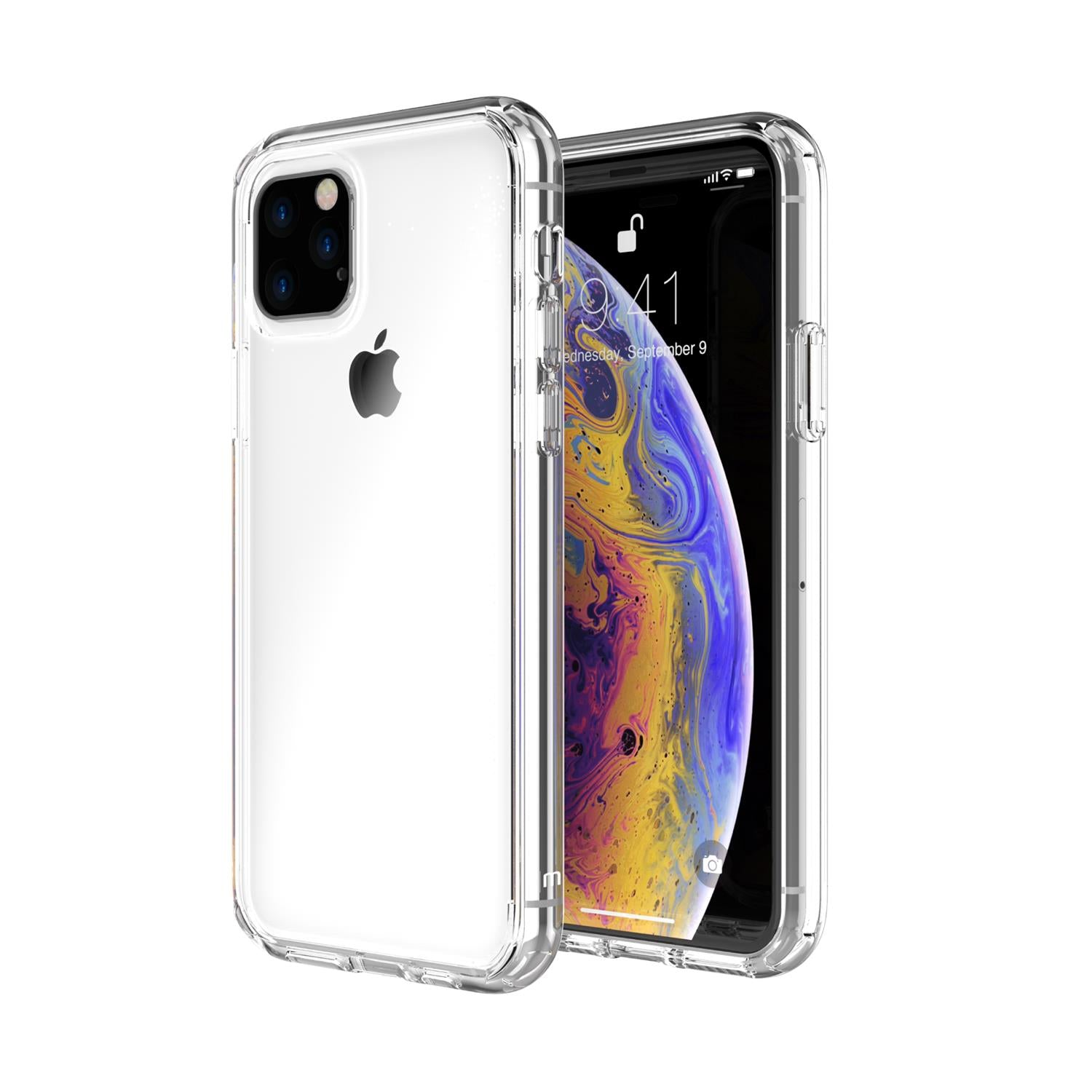Just Mobile TENC Air Ultra Slim Clear Protective Case For iPhone 11 Pro