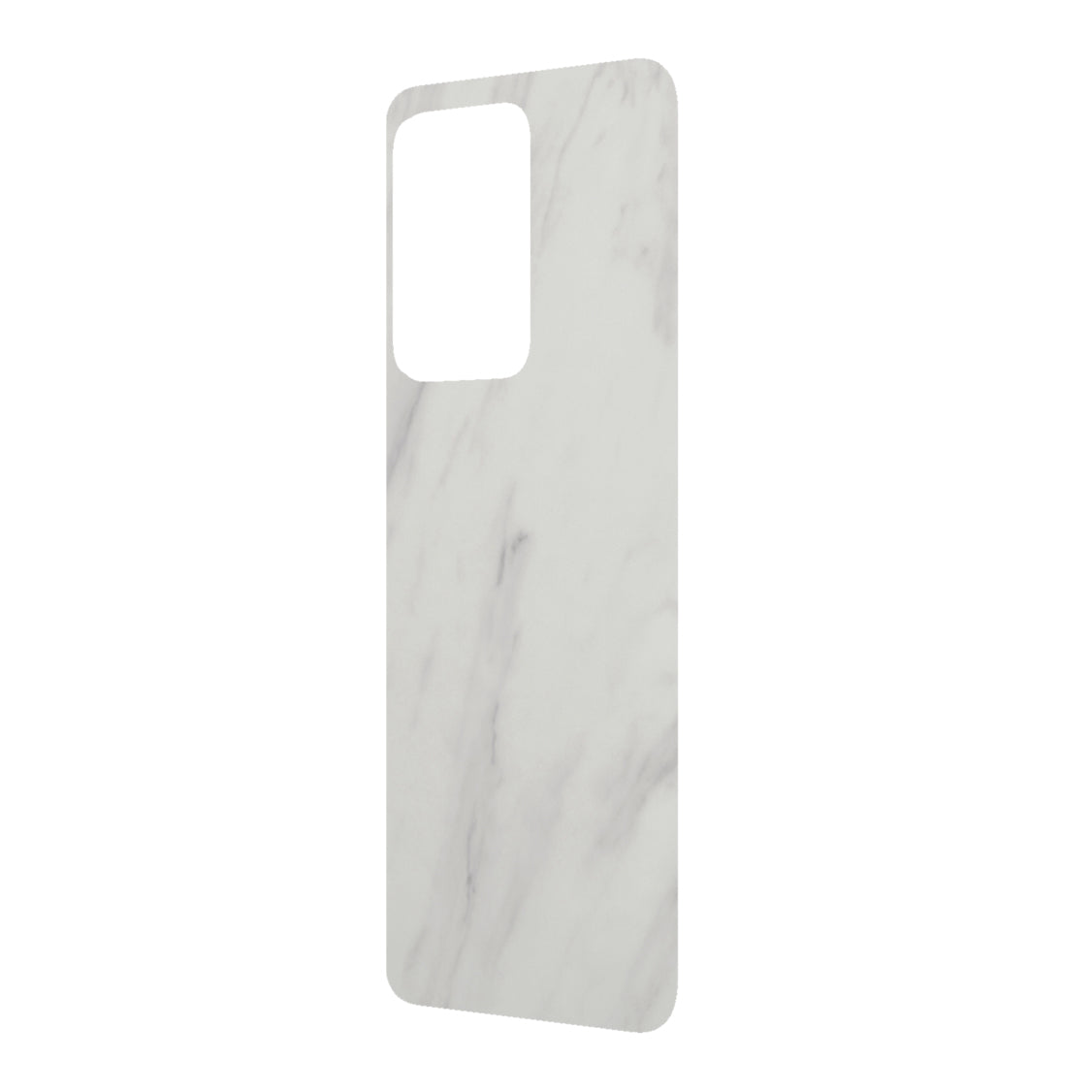 RhinoShield Impact Skin For Samsung S20 Ultra - White Marble - Macintosh Addict