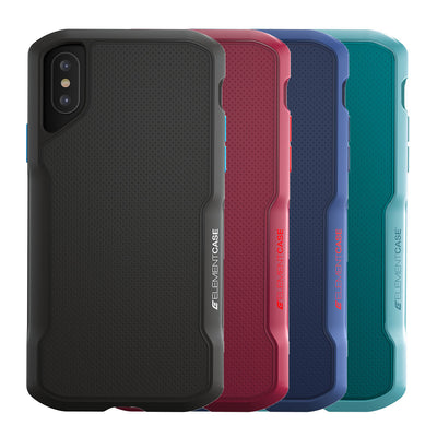 Element Case Shadow MIL-SPEC TPU Soft-Touch Rugged Case For iPhone XS Max - Macintosh Addict
