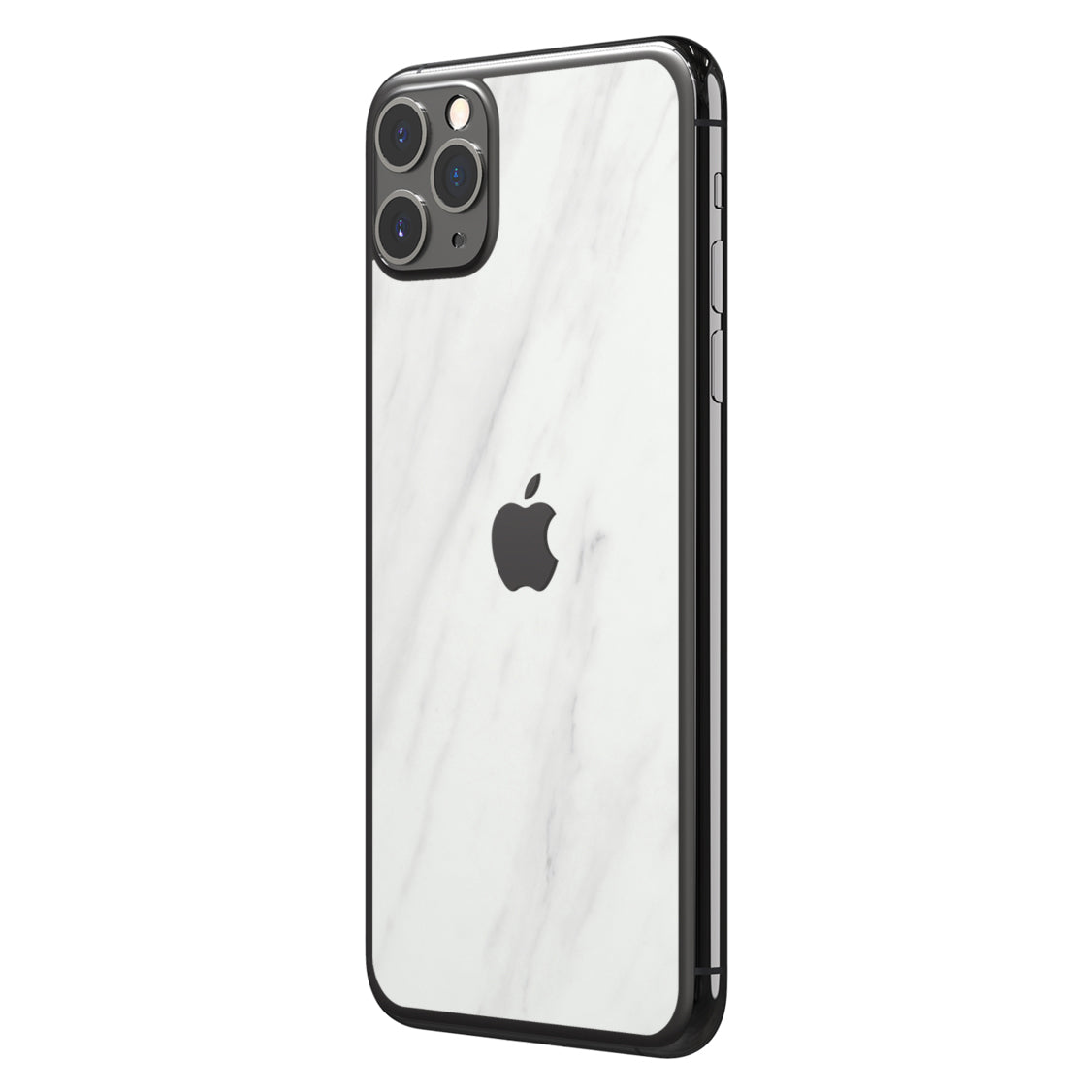RhinoShield Impact Skin For iPhone 11 Pro Max - White Marble - Macintosh Addict