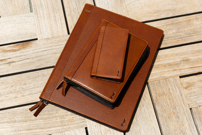 Twelve South Journal Luxury Full-Grain Leather Folio Wallet Case For iPhone XS Max