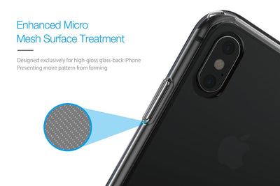 Just Mobile TENC Air Slim Clear Case w/ Self-Heal Coating For iPhone XR