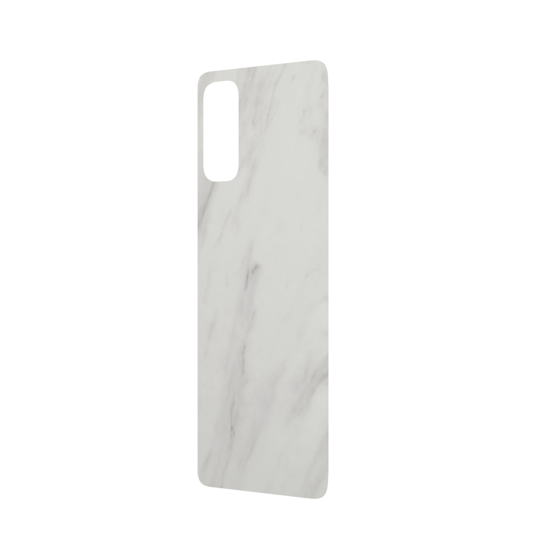 RhinoShield Impact Skin For Samsung S20 - White Marble - Macintosh Addict
