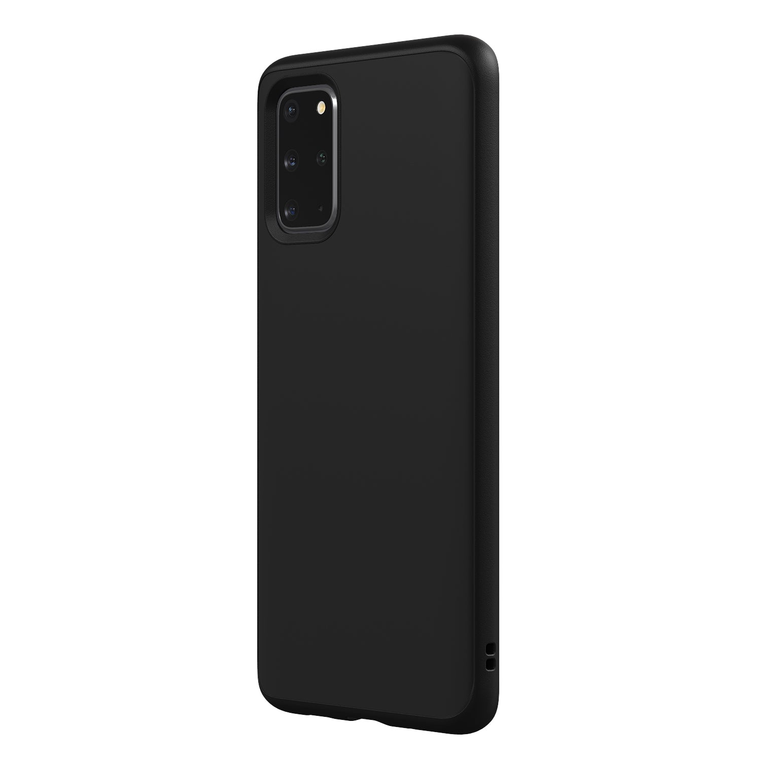 RhinoShield SolidSuit Case For Samsung Galaxy S20 Plus - Classic Black
