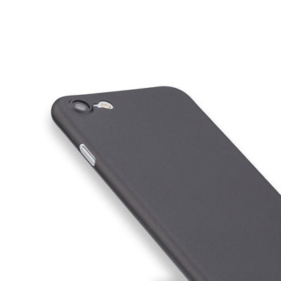 Caudabe The Veil XT Ultra Thin Minimalist Case For iPhone 8 / 7 - STEALTH BLACK - Macintosh Addict