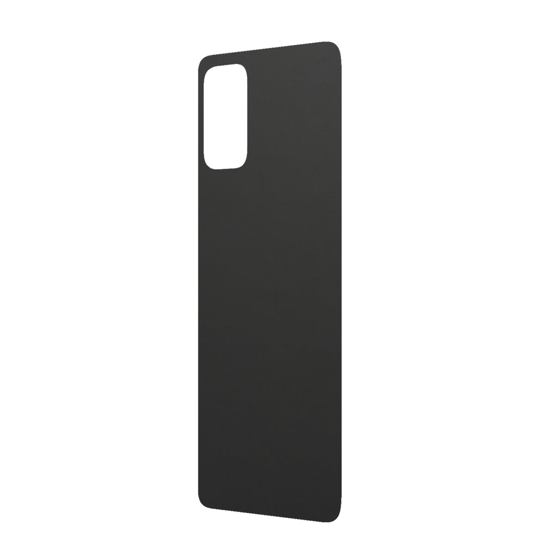 RhinoShield Impact Skin For Samsung S20 Plus - Matte Black - Macintosh Addict