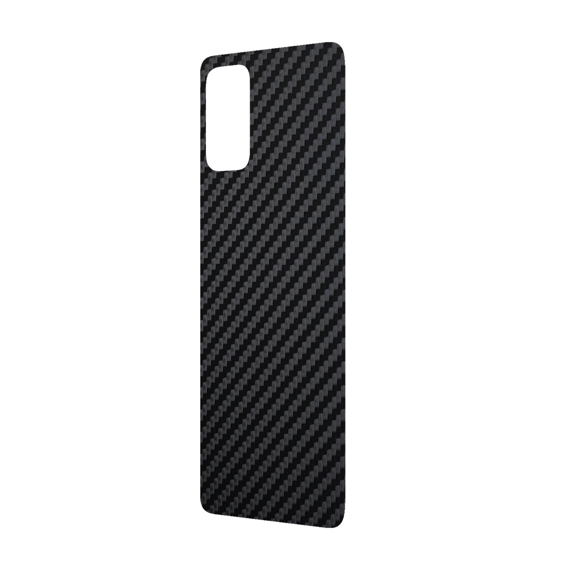 RhinoShield Impact Skin For Samsung S20 Plus - Carbon Fiber - Macintosh Addict
