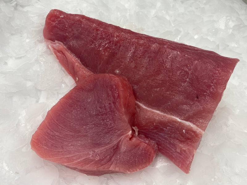 Sashimi Grade Tuna Steak