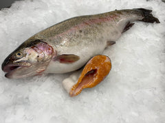 Chalkstream Trout Cutlet (Farmed)