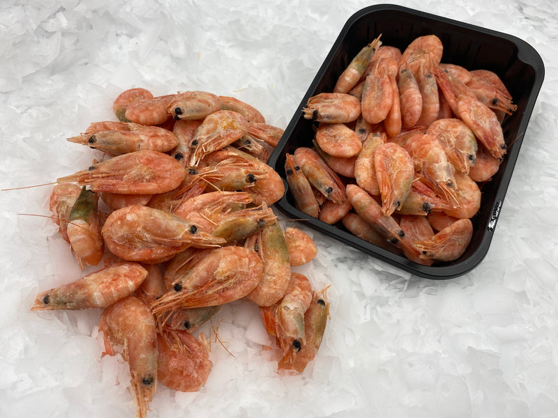 Shell On Prawns