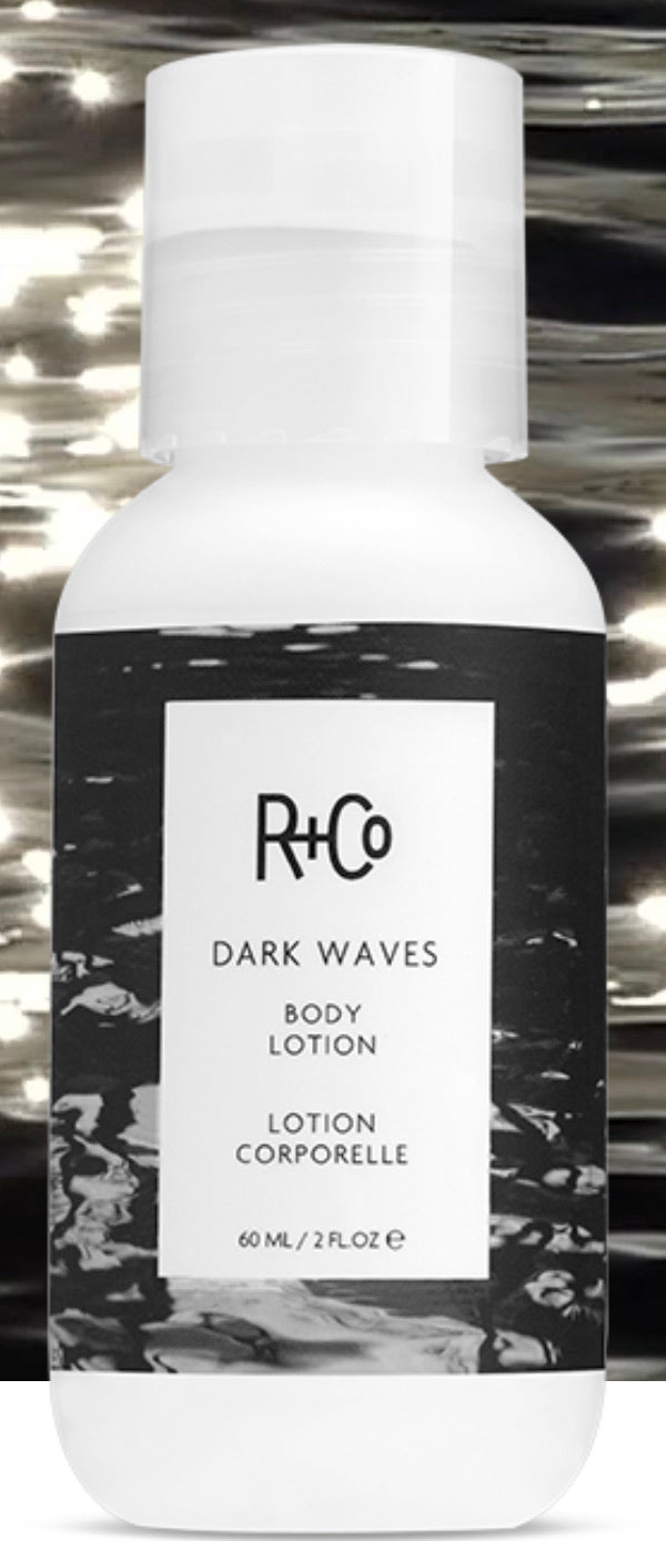 DARK WAVES BODY LOTION