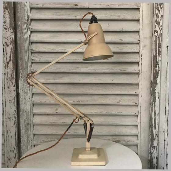 Mid-Century Anglepoise Desk Lamp