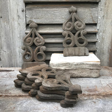 Small Decorative Wooden Carvings
