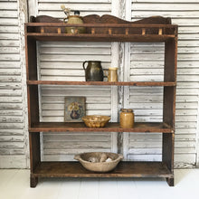 Decorative Open Shelves
