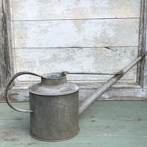 Vintage Long Spout Watering Can