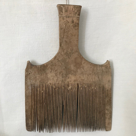 Vintage Flax Combs