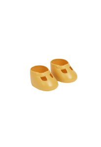 Dinkum Doll Shoes - Corn Yellow