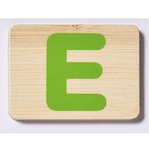 EverEarth Bamboo Name Train - Letters