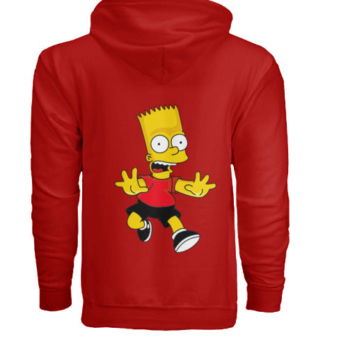 Bart Run Away Red