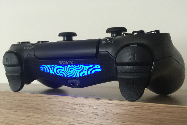 PS4 Light Bar Decals