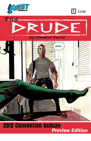 DRUDE #1, THE (Convention Edition)