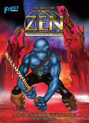 ZEN INTERGALACTIC NINJA, The Best of
