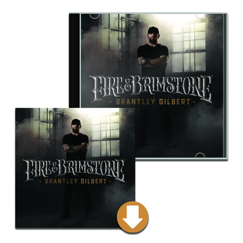 Fire & Brimstone CD + Digital Album