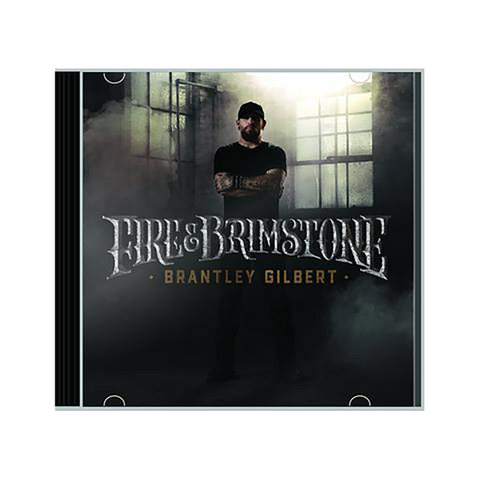 Fire & Brimstone CD