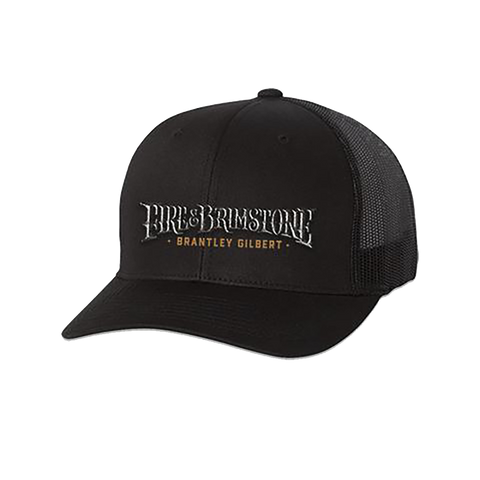 Fire & Brimstone Baseball Cap