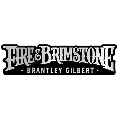 Fire & Brimstone Sticker