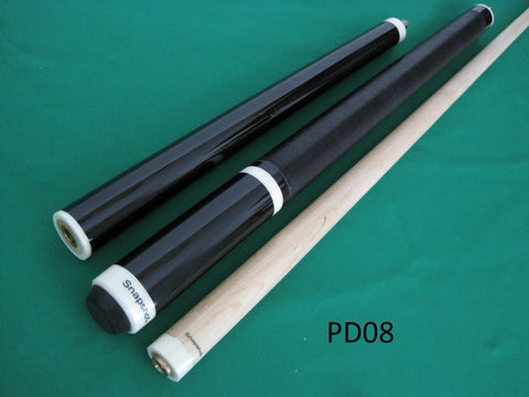 SNAPSHOT® PD08 3 PIECE JUMP/BREAK CUE