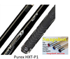 HXT-P1 PureX BLACK 4 PIECE HI-TECH JUMP/BREAK POOL CUE