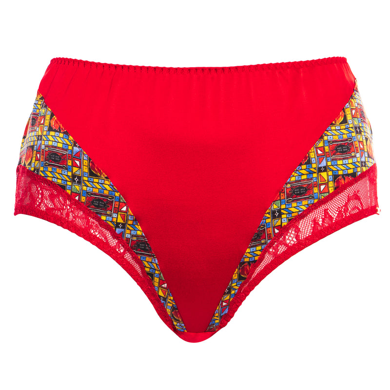 Gloriosa Retro Knickers - Misschii